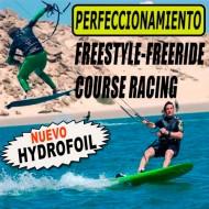 Perfeccionamiento kitesurf