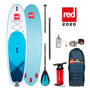 Red Paddle co 10'6'' Ride 2020