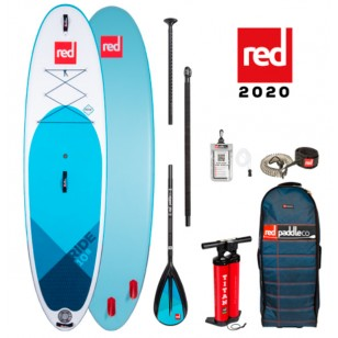 Red Paddle co 10'8'' Ride 2020