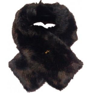 Barts Fur Scarf