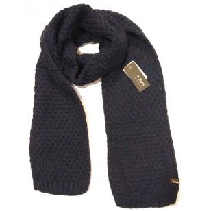 Lauren scarf Barts Navy