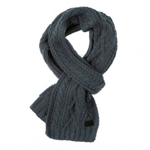 Leo Scarf Dark Heather