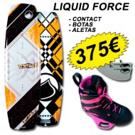 Liquid Force Contact + Synergy