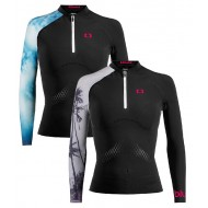 Blueball Ultraligth L/S Zip Women