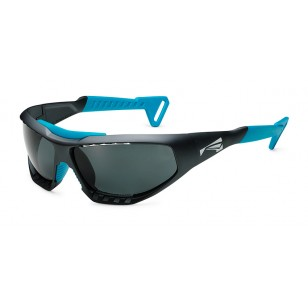 Lip sunglasses Surge - Graphite - Blue / smoke lents
