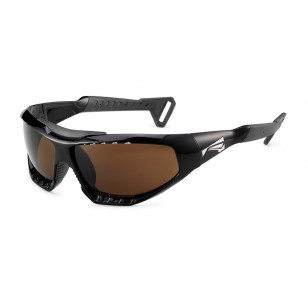 Lip sunglasses Surge - Black /Brown lents