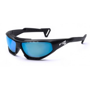 Lip sunglasses Surge - Black / VIVIDE Ice Blue Lents