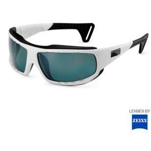Lip Sunglasses Typhoon White