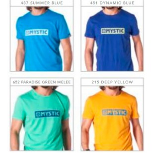 Colores Brand Tee