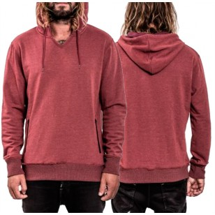 Mystic Electric Sweat - Oxblood Red