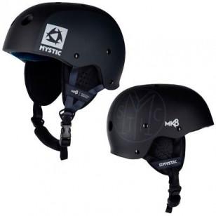 Mystic MK8 Helmet Black / Grey