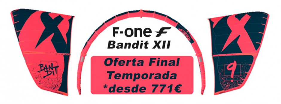 F-One Bandit 2019 of