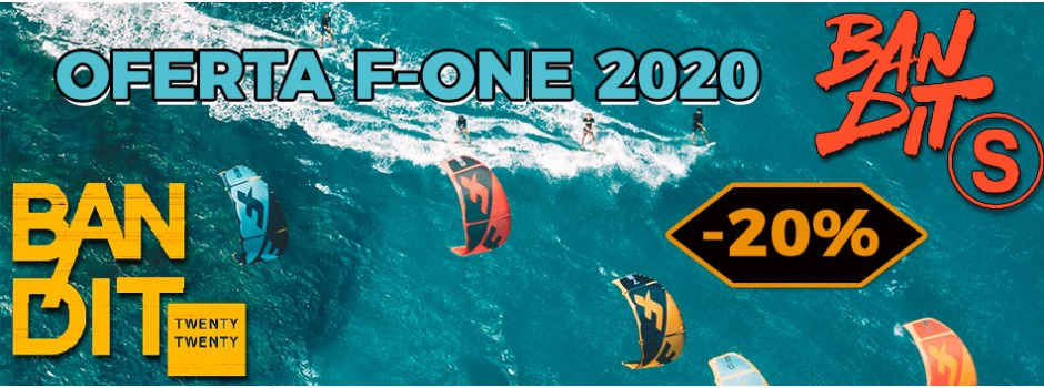 F-One Bandit 2020 of