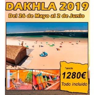Viaje Dakhla Mayo 2019