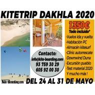 Viaje Dakhla Mayo 2020