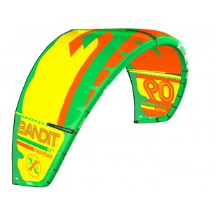 Bandit 10 orange / green / yellow