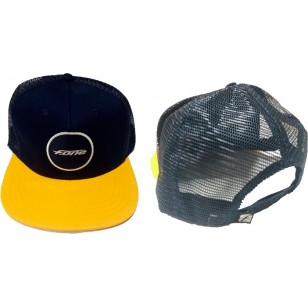 Gorra Azul F-One 2019
