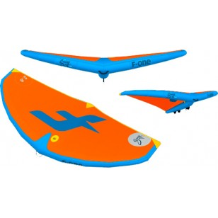 F-One Swing blue lagoon / Orange