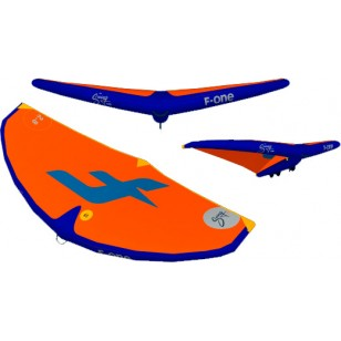 F-One Swing Deep blue / Orange