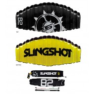 Slingshot  B2 Trainer Kite 2m (Pack)