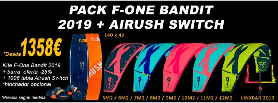 Pack F-one 2019