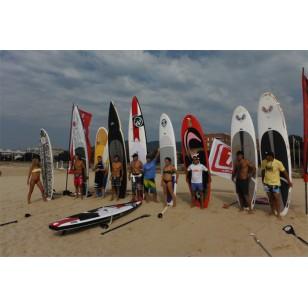 Curso iniciación paddle surf