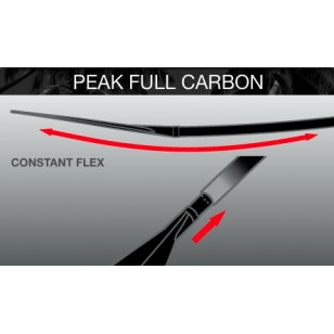 F-One Peak Carbon Hybrid  Fixed / Vario