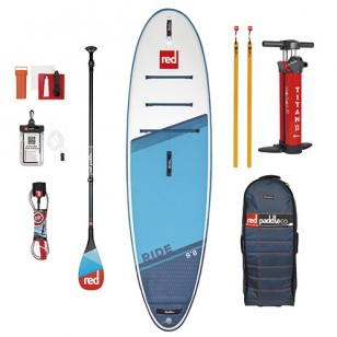 Red Paddle co 9'8''Ride MSL 2021