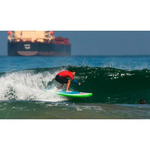 Whip 8'10'' red paddle con Masdevall