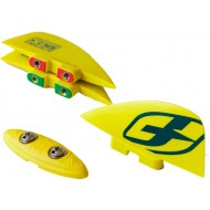 F-One Fins Unibox x4