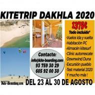 Viaje Dakhla Agosto 2020